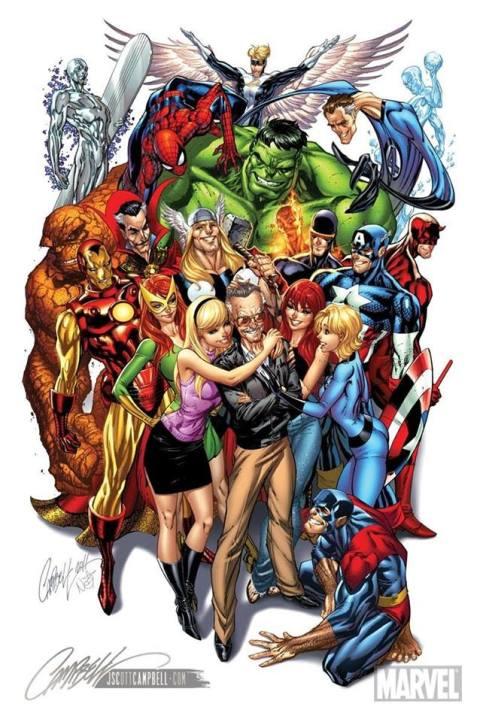 I love Stan Lee