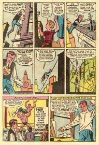 amazing fantasy 15 spiderman origin page 04