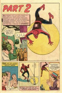 amazing fantasy 15 spiderman origin page 07