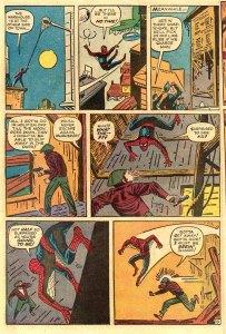 amazing fantasy 15 spiderman origin page 10