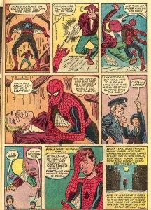 amazing fantasy 15 spiderman origin page 11