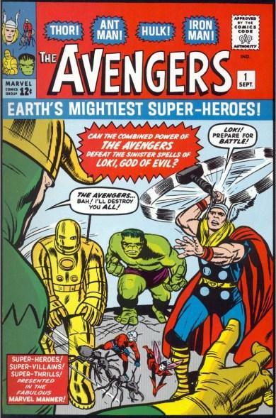 Avengers 001 - 00