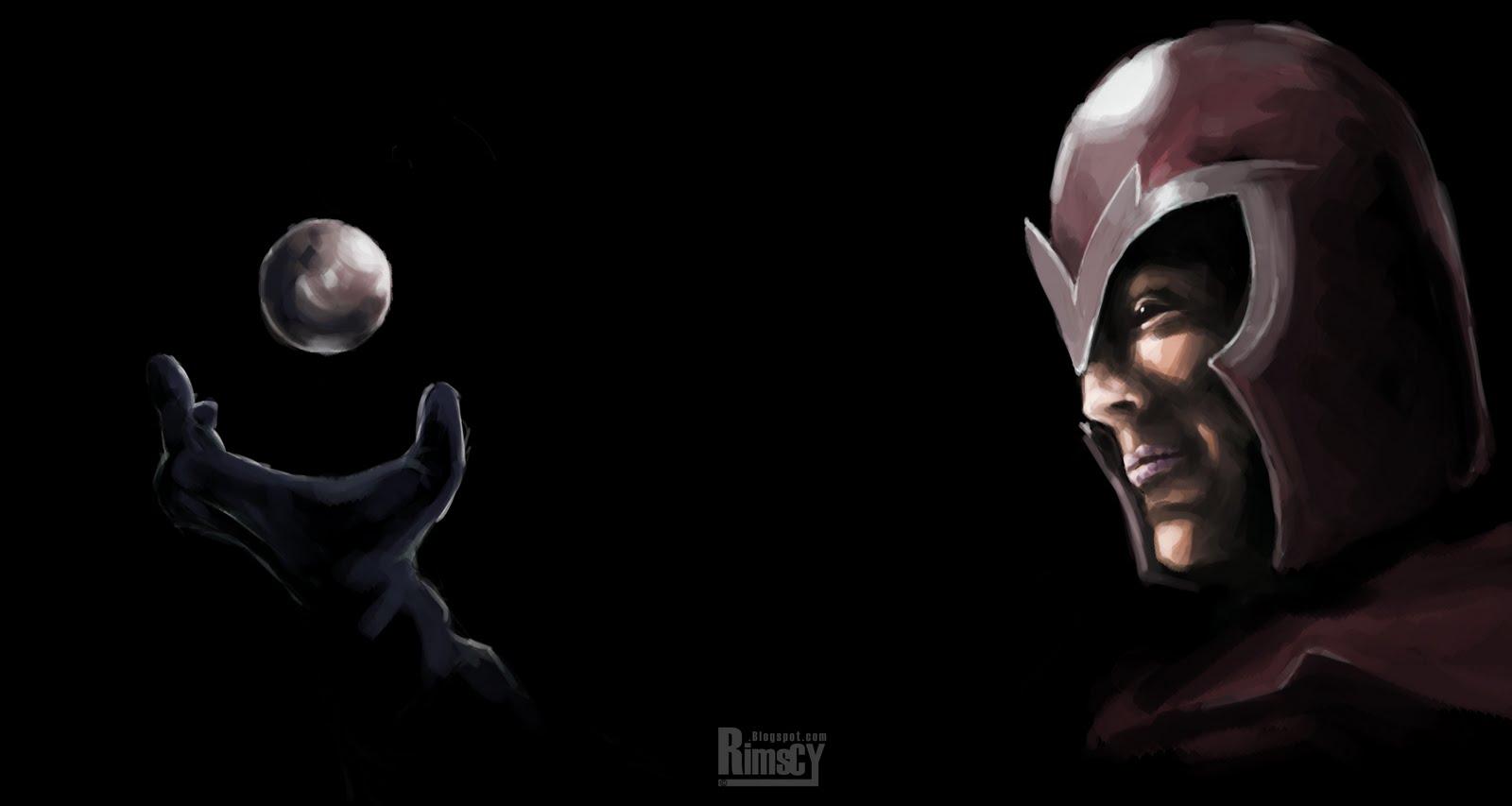 Master Of Magnetism Magneto