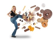 chuck out junk food best tips for sticking to your diet