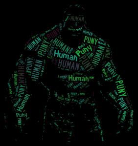 PUNY HUMAN