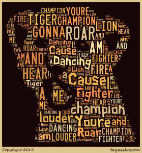 youre gonna hear me roar