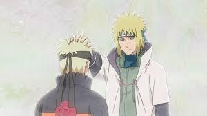 Naruto Meets Minato