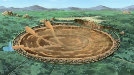 konoha destruction