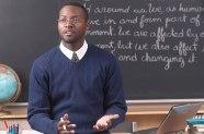 blackmale teacher