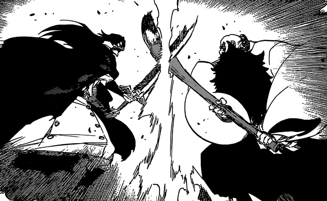 606Ichibei_and_Yhwach_clash