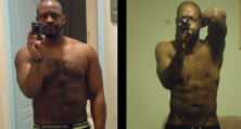 9 Month Body Transformation No Exercise